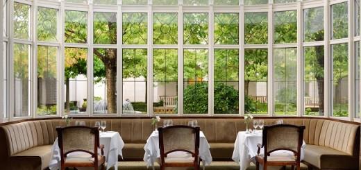 Seasons Restaurant Intercontinental Dublin