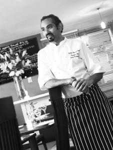 Chef Richy Virahsawmy
