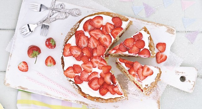 Birthday Cake Recipe Neven Maguire
