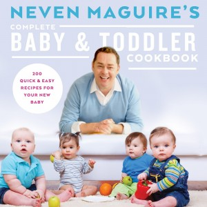 Neven Maguires Complere Baby & Toddler Cookbook Cover