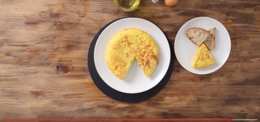 Spanish Omelette Recipe World Tapas Day