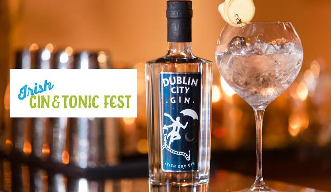 Irish Gin and Tonic Festival 2016