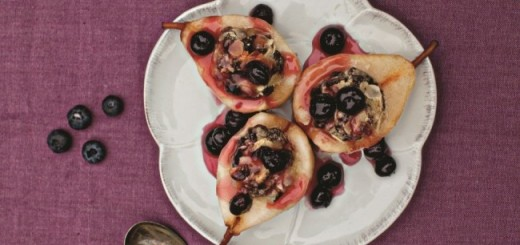baked pears blazing salads