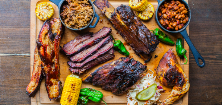 bbq cuts features