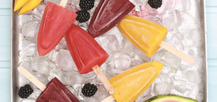 fruit Ice Lollies recipe by Neven Maguire