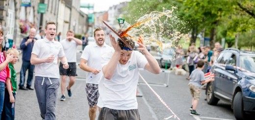RTE Taste of Success Filming and Lot of Other Events at Westport Food Festival this Weekend