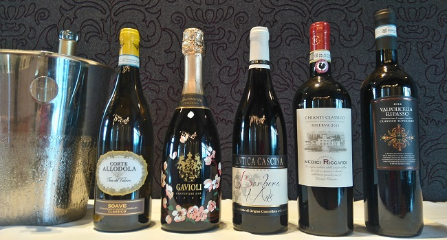 Top Picks from Lidl's Limited Edition Italian Wines Summer Range
