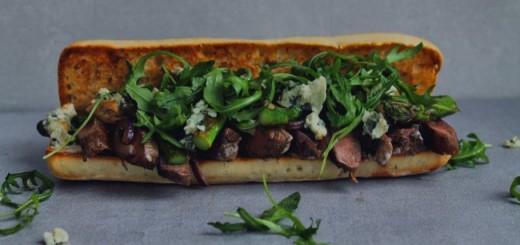 Brian French Steak Sandwich