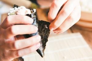 Temaki Hand Roll Sushi Recipe by Fiona Uyema F