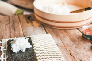 Temaki Hand Roll Sushi Recipe by Fiona Uyema A