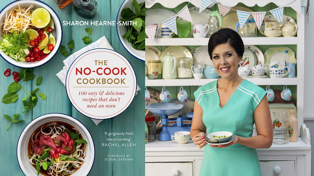 Sharon Hearne Smith No Cook Cookbook