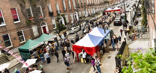 The Bizarre Bloomsday Brunch & Street Party 2016