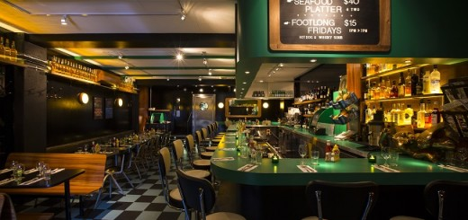 American Casual Reloaded – Dillinger's Restaurant Review