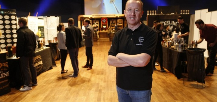 Ally Alpine from the Celtic Whiskey Shop on what's Distilling for 2016's Whiskey Live Dublin