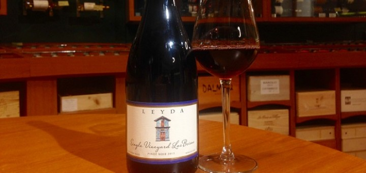 Wine Wednesday pick from O'Briens: Leyda Pinot Noir Las Brisas 2012
