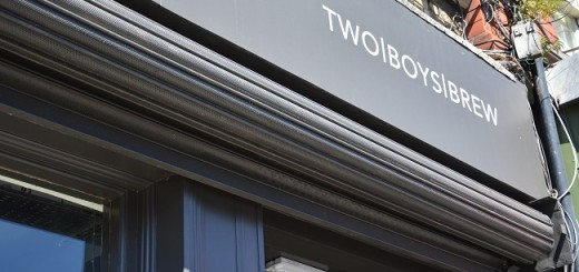 Two Boys Brew Coffee Shop. Photo by Dublin Drink Coffee