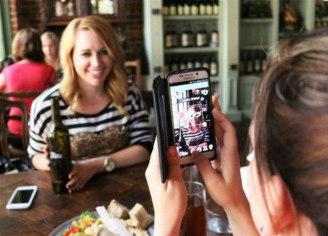Breaking all the Rules: How Millennials Like and Share #Wine