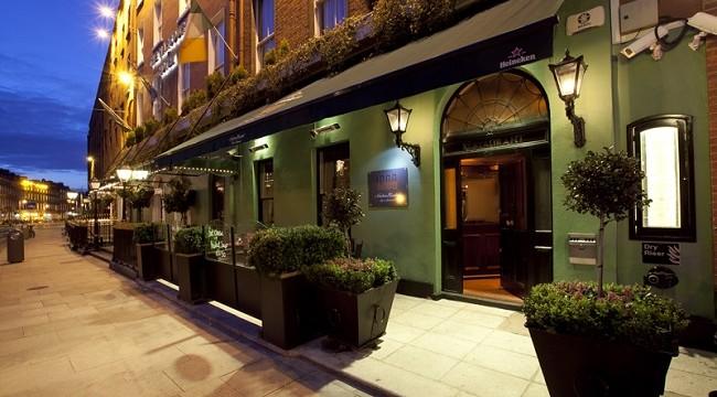 Harcourt Hotel Dublin Reviews