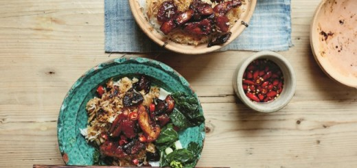 Chicken Clay Pot Rice Ping Coombes
