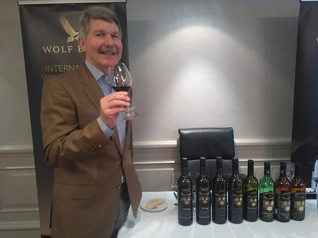Christ Hatcher, Master of Balance: A Talk with Wolf Blass' Chief Winemaker