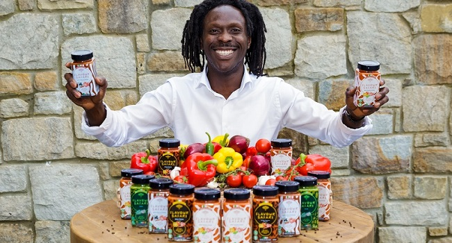 Exploring A Fusion of African and Irish Ingredients - The Flavour Safari Story