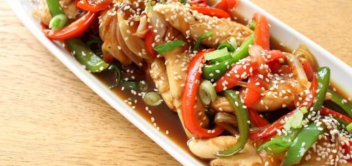 Chicken Teriyaki Recipe by The Wonky Spatula
