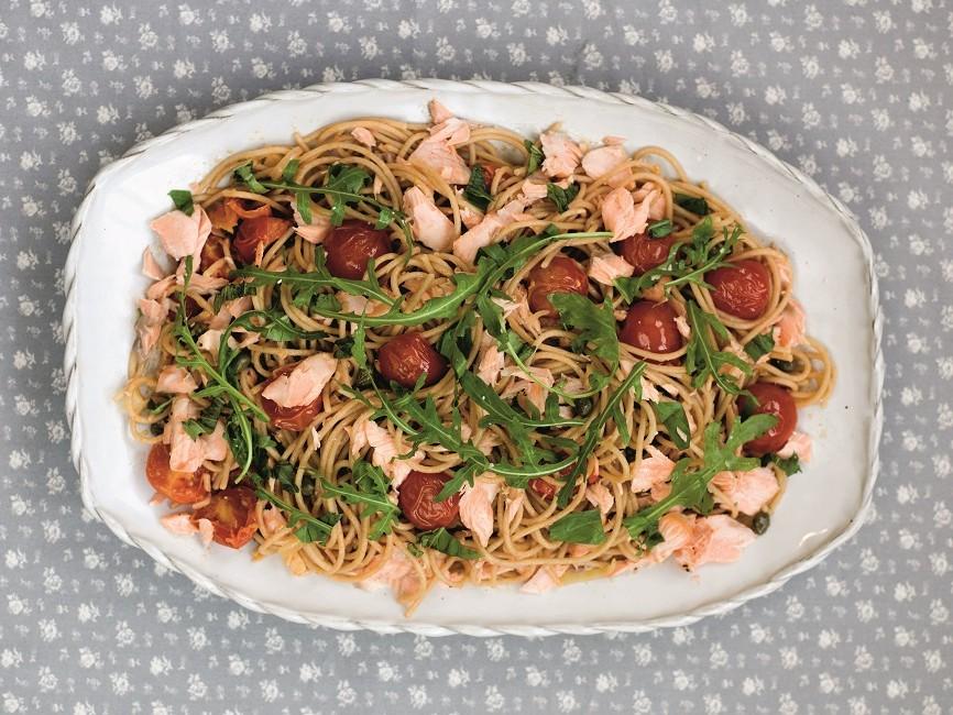 Salmon Recipe Derval O'Rourke