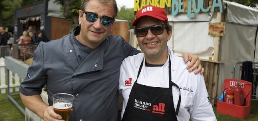 The Big Grill Festival a Flamin' Success in Herbert Park
