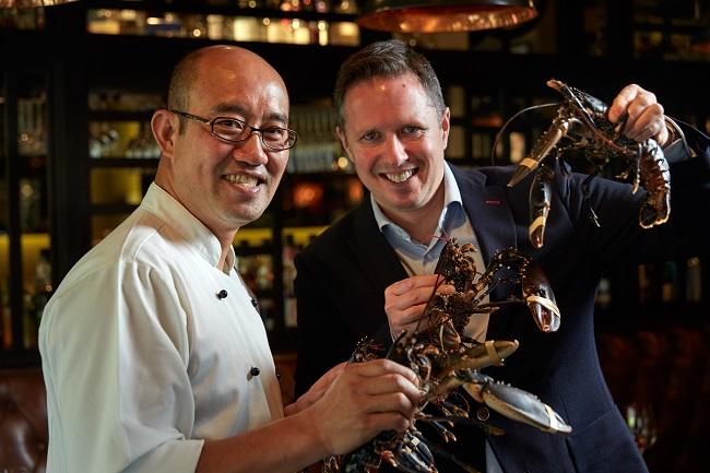 Lobsterfest Saba Photo: Eoin Holland