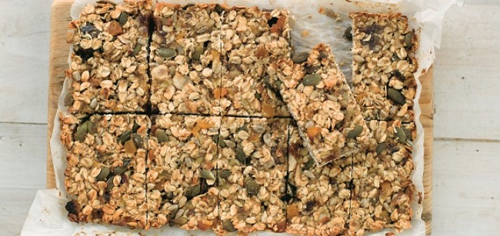 Booster Bars Recipe by Derval O'Rourke