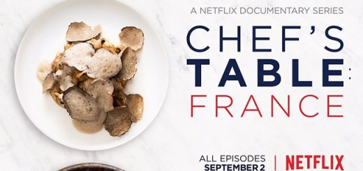 Chefs Table France