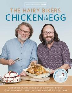 Hairy Bikers Chicken & Egg Cookbook