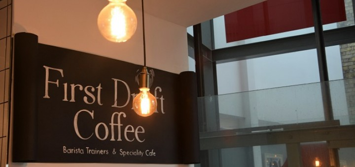 First Draft Coffee. Photp by Dublin Drinks Coffee for TheTaste
