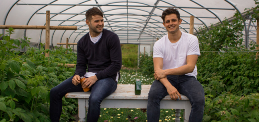 Jack Kirwan and Theo Kirwan Sprout & Co