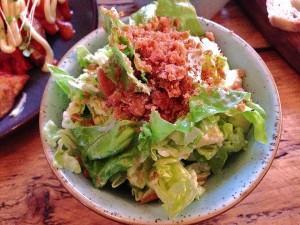 Lettuce, Chicken, Blue Cheese 3