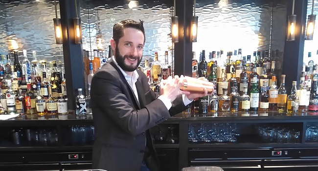 Alan Moore's Travels: Lemuel's Head Bartender on Drinks and Inspiration