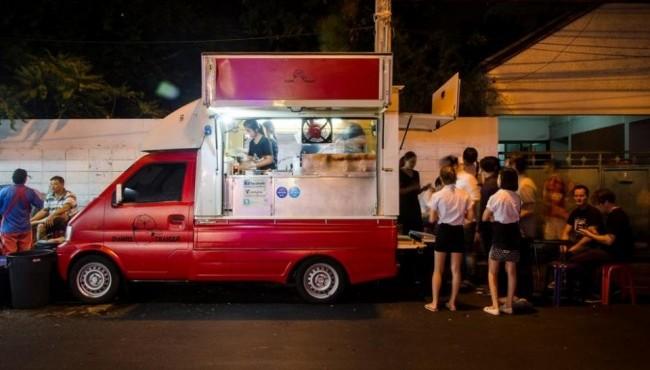 Food Truck Bangkok