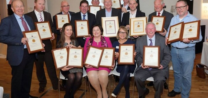 The National Off-Licence Association Selects Winners at the Irish Wine Show