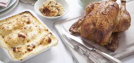 Roast Chicken Recipe-Hairy Biker