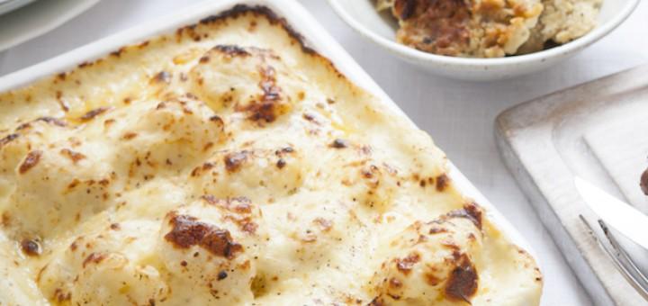 Cauliflower Cheese Recipe by Hairy Biker