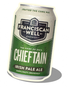 Franciscan Well Brewery – Can a Can Make a Difference?