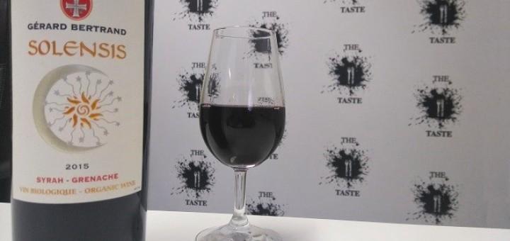 Wine of the Week from O'Briens: Gérard Bertrand Solensis 2015