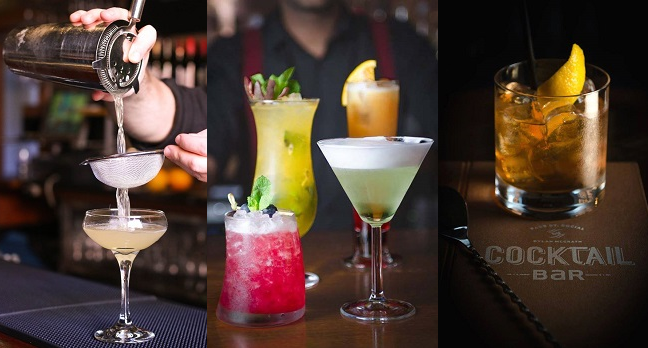 ... or Straight Up: Try 4 Cocktails in Fade Street Social for just €25