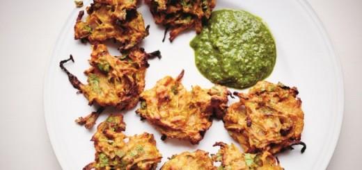 Indian Bhajis Recipe by Nadiya Hussain
