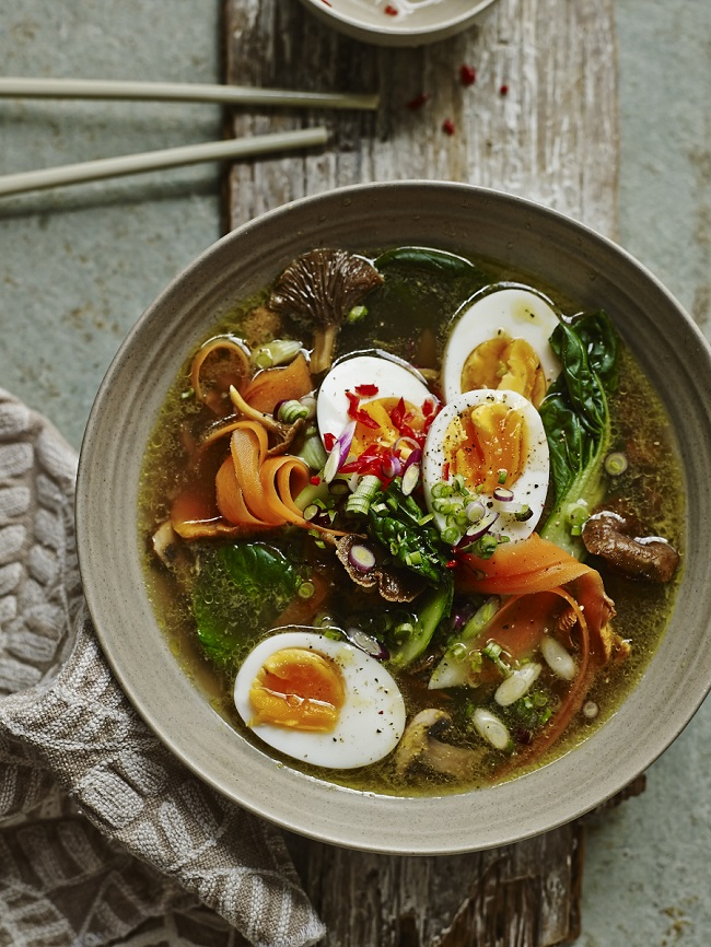 Heartwarming Pho Recipe by Madeline Shaw