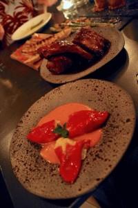 A Door to Barcelona Opens in Blackrock - El Celler Wine Bar Review - Stuffed Piquillo Peppers
