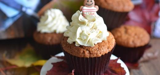 Latte Cupcake