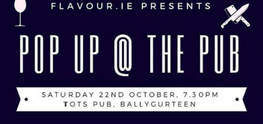 Flavour.ie Street Food pop-up