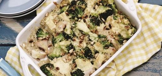Quinoa and Chiken Bake by Derval ORourke