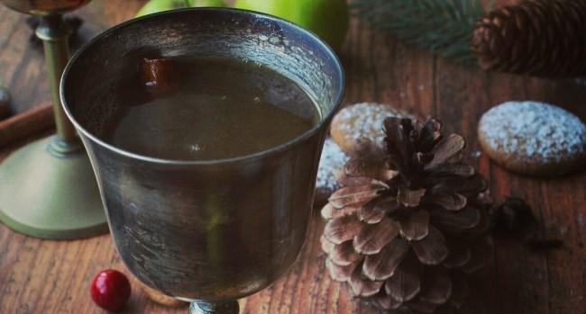 Apple Cider, Gingernut Biscuit Recipe Shane Smith